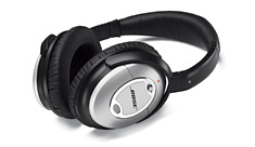 photo of headphones