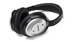 photo of headphones