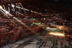 Thumbnail of abandoned brickworks photo